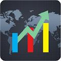 全球股市通2 - 市場指數、股票、基金、債券、匯率資訊
