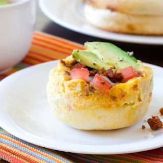 Tex-Mex Breakfast Muffins
