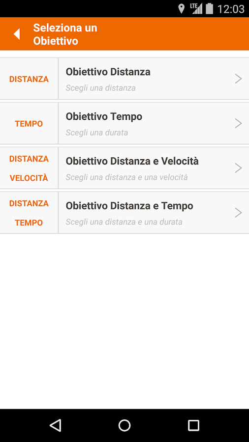 u4fit - Corsa Personal Trainer- screenshot