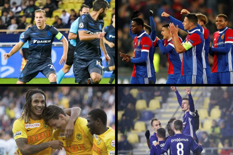 Yaya Boumediene compare le football suisse au football belge