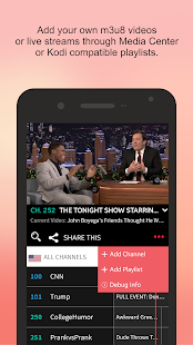 InstantTV - TV in an instant!- screenshot thumbnail