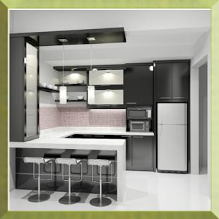 Desain Dapur Sederhana Terbaik - náhled
