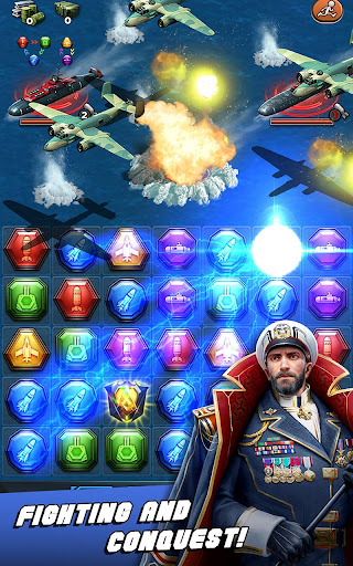 Battleship & Puzzles: Warship Empire 1.27.0 screenshots 9
