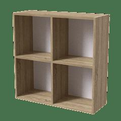 Полка Модуль Тиса мебель Цвет Дуб Сонома