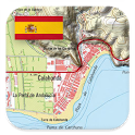 Spain Topo Maps icon