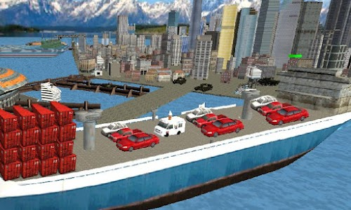 CPEC Cargo Ship Transporter screenshot 4