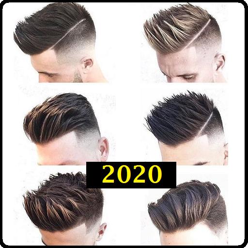 Gaya Rambut Pria Dan Potongan Rambut 2020 Aplikasi Di Google Play
