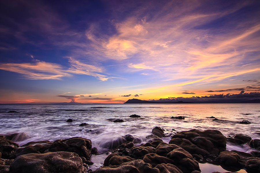 :: black rock :: by Eddy Due Woi - Landscapes Sunsets & Sunrises