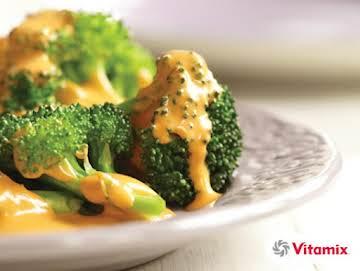 """Vitamix Vegan """"Not So Cheese"""" Sauce"""