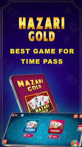 Hazari Gold (u09b9u09beu099cu09beu09b0u09c0)-1000 Points Game with 9 Cards 3.01 screenshots 4