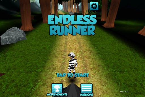 3D Endless Runner