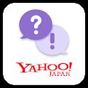 Yahoo!知恵袋 無料Q&Aアプリ icon