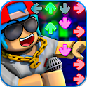 Mod Friday Night Funkin Music Game Mobile FNF icon