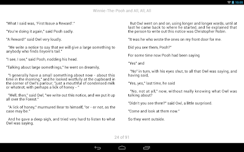 Parallel Texts Reader- screenshot thumbnail