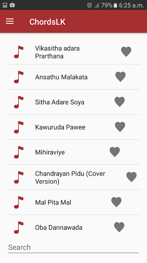 Guitar guitar chords sinhala songs : Guitar Chords - ChordsLK - Android Apps on Google Play