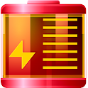 Battery alarm icon