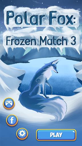 玩免費解謎APP|下載極性キツネ:冷凍マッチ3 app不用錢|硬是要APP