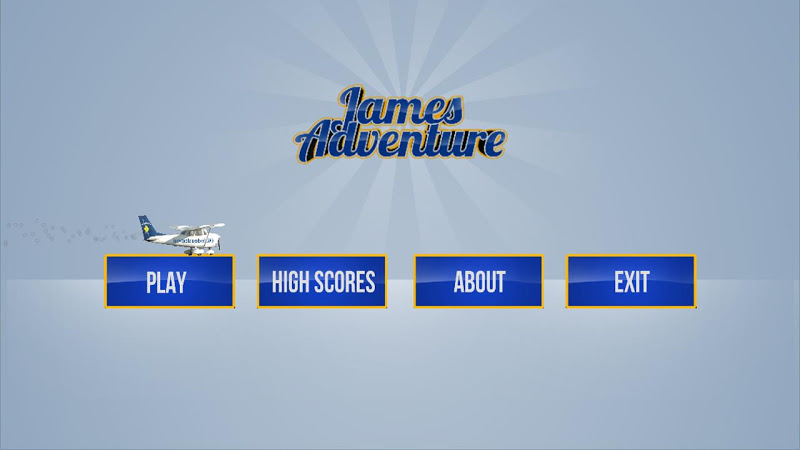 Скриншот James Adventure