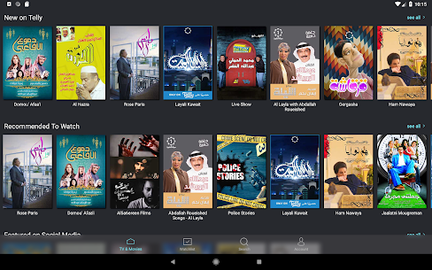 Telly – Watch TV & Movies App Download For Android 7