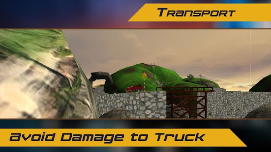 Goods Transporter 3D screenshot
