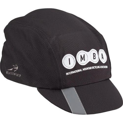Headsweats IMBA Reflective Cycling Cap: Black