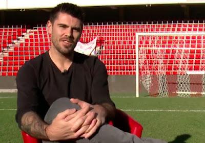 """Les premiers mots de Valdés en Rouche: """"Il faut que le Standard soit à nouveau au premier rang"""""""