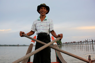 Photo: Year 2 Day 55 - Out Boatman