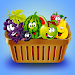 Funny Food Kids Learning Sim icon