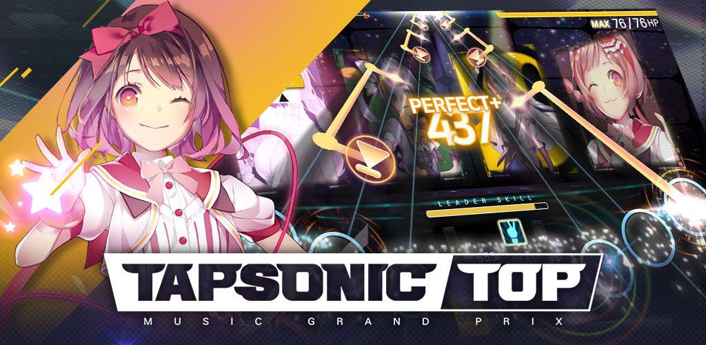 TAPSONIC TOP - Music Grand prix 1 18 6 Apk Download - com