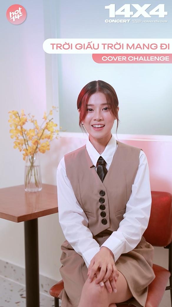 """Hoàng Yến Chibi khiến fan bồi hồi với loạt hit thanh xuân, cover hit AMEE """"ngọt lịm"""" làm fan đứng ngồi không yên! - Ảnh 4."""
