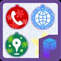 Tema Feliz Natal icon