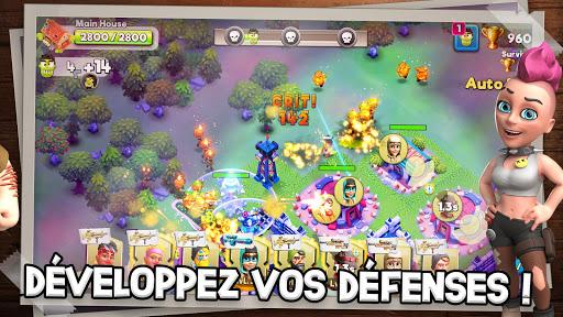Survival City - Zombie Base Build and Defend APK MOD screenshots hack proof 2
