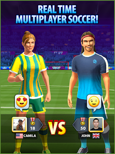 Soccer! Hero Screenshot