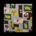 Photo: *Chocolate Mint Zoo* *knit cotton