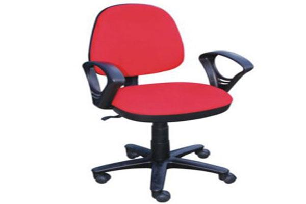 Ghế nhân viên thiết kế đơn giản, tiện lợi