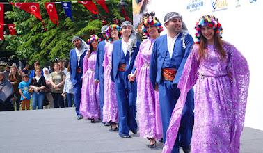 Photo: Folk dancing