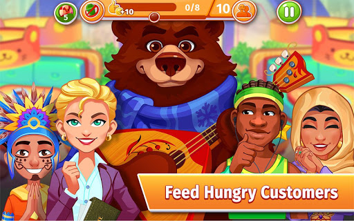Cooking Craze screenshot 6