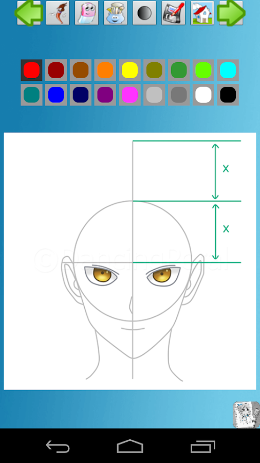 How To Draw Manga Anime Android Apps On Google Play