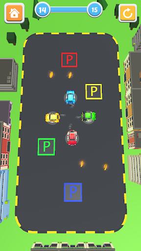 Super Parking Simulator:Merge Legend android2mod screenshots 3