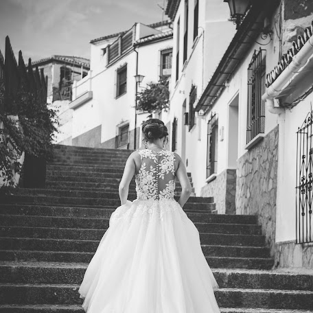 Wedding photographer Francisco Quirós (FranciscoQuiro). Photo of 04.11.2016