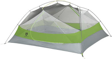 NEMO Dagger 3P Shelter - Green/Gray, 3 -person alternate image 1