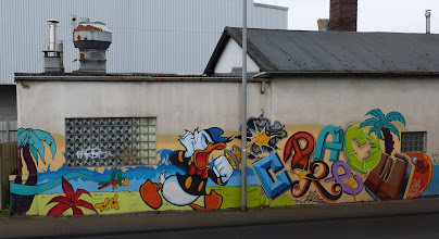 Photo: Dac Crew meets Donald Duck