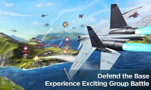 Air Combat OL: Team Match  screenshots 8