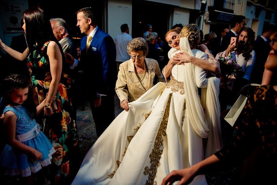 Wedding photographer Olmo Del valle (olmodelvalle). Photo of 05.06.2019