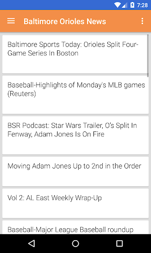BIG Baltimore Baseball News