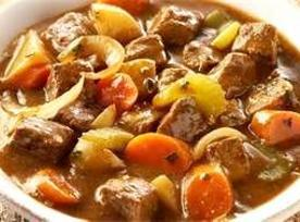 Burt Reynold's Beef Stew Recipe