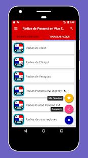 Radio Panama - FM Radio / Online Radios Stations - náhled