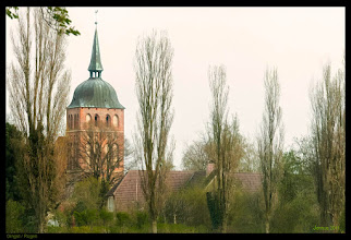 Photo: Sankt-Jacob-Kirche in Gingst