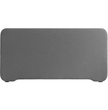 Bordsskärm Edge 800x400mm  grå