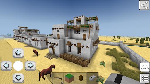 Wild West Craft - Mini West World cheat screenshots 1